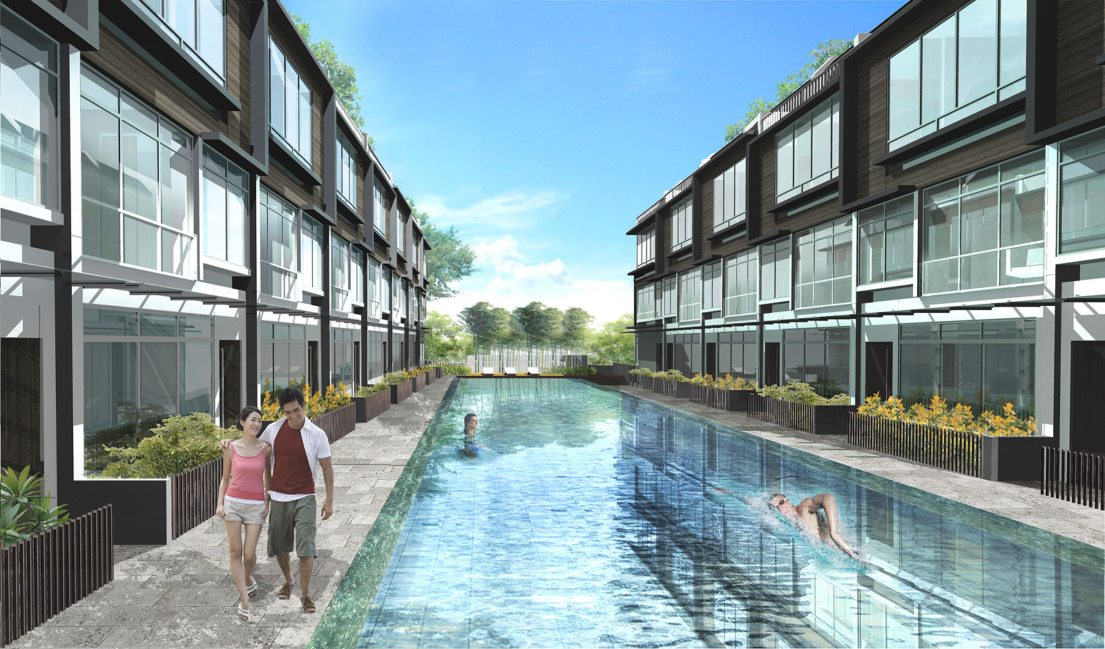 solaris-residences-Lap-Pool