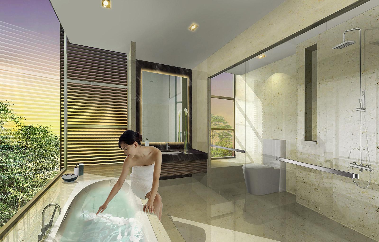 solaris-residences-Master-Bath